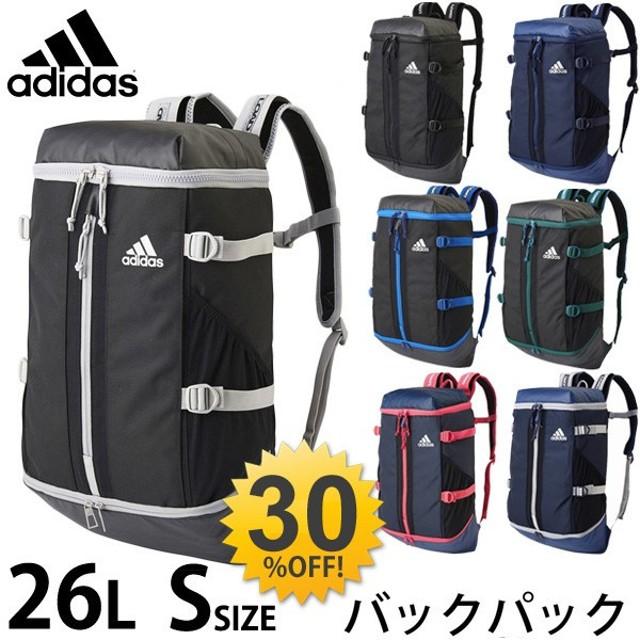 アディダス adidas/オプス バックパック 26L S/スポーツバッグ/リュック/通学/通勤/部活/BSG54