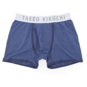 TAKEO KIKUCHI / タケオキクチ ボーダーストレッチボクサーパンツ