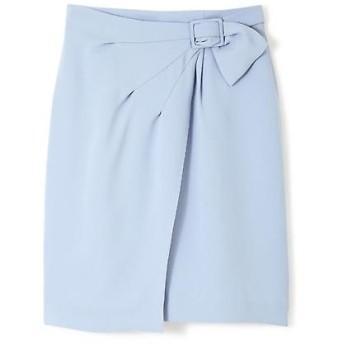 PROPORTION BODY DRESSING / プロポーションボディドレッシング クレープサテンスカート