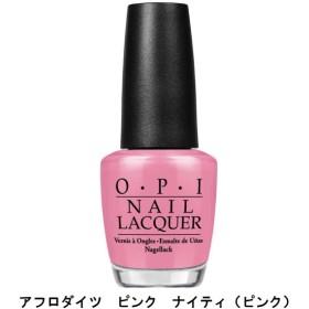 ネイル ネイルケア OPI ネイルラッカー マニキュア カラー アフロダイツ ピンク ナイティ ピンク