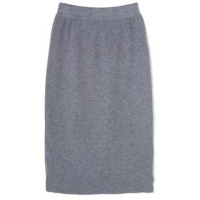 PROPORTION BODY DRESSING / プロポーションボディドレッシング  《BLANCHIC》総針ニットスカート