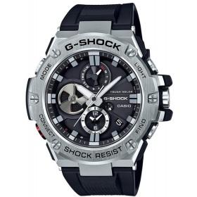 CASIO カシオ 腕時計 G-SHOCK ジーショック G-STEEL スマートフォンリンクモデル GST-B100-1A メンズ