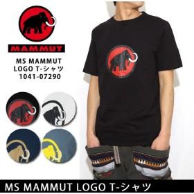 MAMMUT/マムート Tシャツ MS MAMMUT LOGO T-シャツ 1041-07290 【メール便・代引不可】