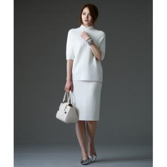 自由区 / ジユウク 【限定店舗・Class Lounge】シルクストレッチ スカート