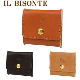 IL BISONTE イルビゾンテ C0774 コインケース 選べるカラー