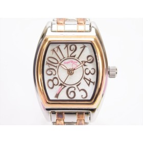 ○ Angel Heart プチパステル 日常生活防水 3針 クォーツ PA23RSW レディース 腕時計 エンジェルハート