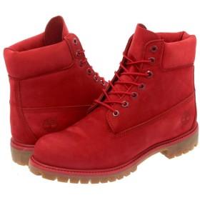 TIMBERLAND 6inch PREMIUM BOOTS ティンバーランド 6インチ プレミアム ブーツ RED