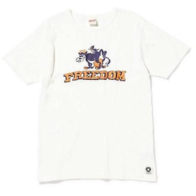 ROSE BUD / ローズ バッド メンズプリントTシャツ