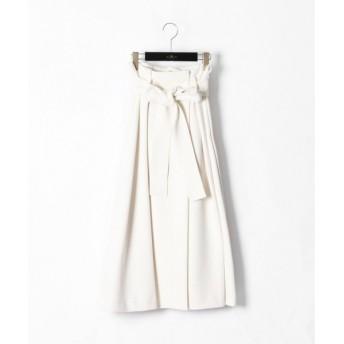 GRACE CONTINENTAL / グレースコンチネンタル フレアラップスカート