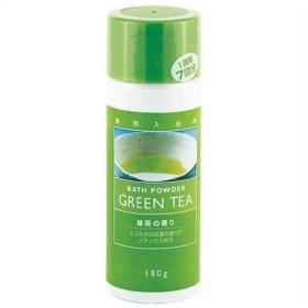 薬用入浴剤 緑茶の香り 180g