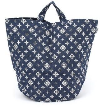 Daily russet / デイリーラシット 【KYOTO Fabric】ランドリーバッグ