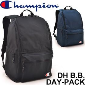 チャンピオン デイパック Champion リュックサック バックパック メンズ レディース 鞄 カジュアルバッグ かばん ワンポイント 通勤 通学 男女兼用/C3-JB707B