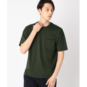 COMME CA ISM / コムサイズム ビッグTシャツ