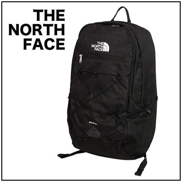 ザ・ノースフェイス リュック THE NORTH FACE RODEY ロディ デイパック BLACK
