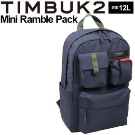 バックパック TIMBUK2 ティンバック2 ミニランブルパック OSサイズ 12L/リュックサック デイパック Mini Ramble Pack 正規品/112235401【取寄】