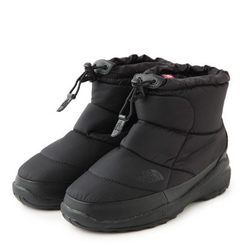 SHIPS for women / シップスウィメン THE NORTH FACE:Nuptse bootie WP short