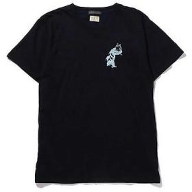 ROSE BUD / ローズ バッド メンズアニマルプリントTシャツ