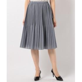 J.PRESS / ジェイプレス 【洗える】ランダムプリーツジャージー スカート