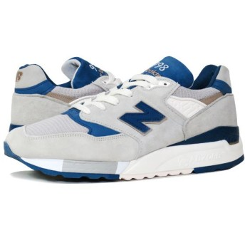 NEW BALANCE M998CSEF 【MADE IN U.S.A.】 【Dワイズ】 ニューバランス M 998 CSEF GREY/NAVY