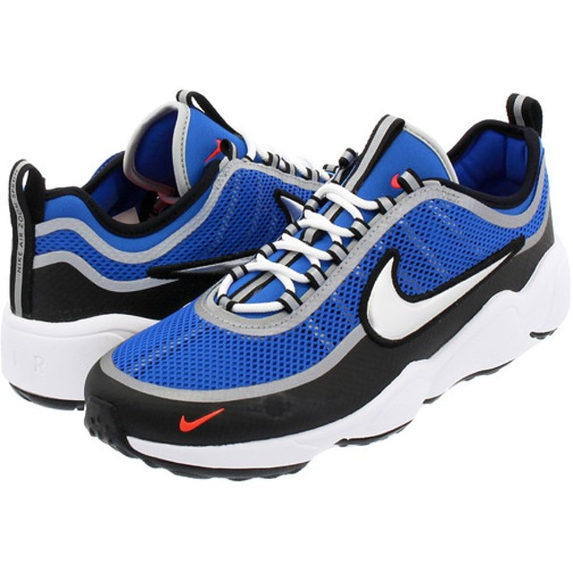 NIKE AIR ZOOM SPIRIDON ULTRA ナイキ ズーム スピリドン ウルトラ REGAL BLUE/METALLIC SILVER