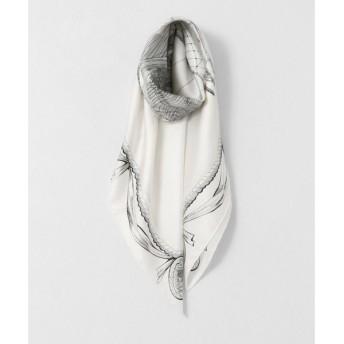 URBAN RESEARCH / アーバンリサーチ manipuri scarf 108×108