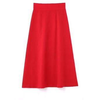 PROPORTION BODY DRESSING / プロポーションボディドレッシング  《BLANCHIC》マキシフレアースカート