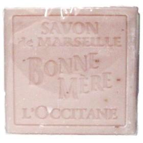ひとまわり大きい125gサイズ ロクシタン L'OCCITANE ボンメールソープ ワイルドローズ 125g