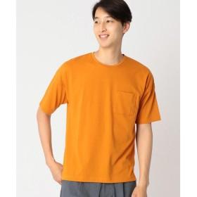 COMME CA ISM / コムサイズム ビッグTシャツ 〜日本の伝統色シリーズより〜