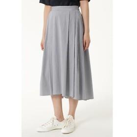 HUMAN WOMAN / ヒューマンウーマン オーニングストライプスカート