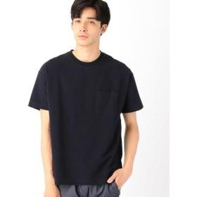COMME CA ISM / コムサイズム サッカーTシャツ