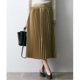 URBAN RESEARCH / アーバンリサーチ 箔プリーツスカート