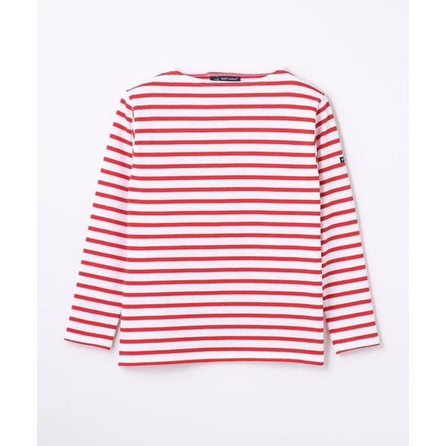 TOMORROWLAND / トゥモローランド SAINT JAMES OUESSANT ボーダーTシャツ