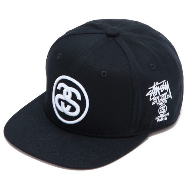 BEAUTY&YOUTH UNITED ARROWS / ビューティ&ユース ユナイテッドアローズ <STUSSY for BY> SNAPBACK CAP/キャップ