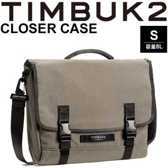ブリーフケース ショルダーバッグ TIMBUK2 ティンバック2 The Closer Case ザ・クローザーケース Sサイズ 8L/ビジネス/181027941【取寄】