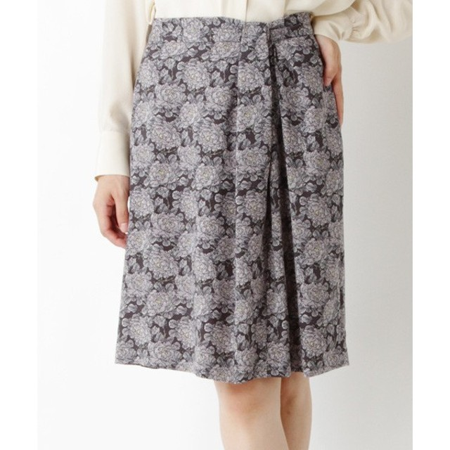 SHIPS for women / シップスウィメン リバティプリント スカート