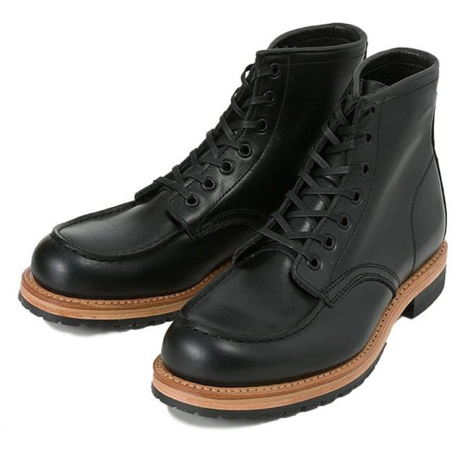 【HAWKINS】 ホーキンス 6INCH MOC 6インチモックブーツ  HL40072 BLACK