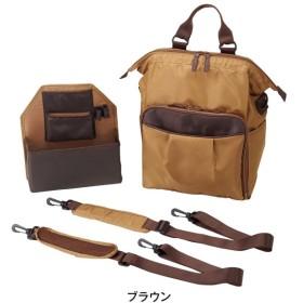 バッグ カバン 鞄 レディース リュック ツーリストプロ満足リュック カラー ブラウン