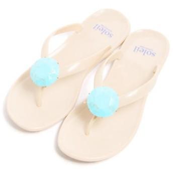 Viaggio Blu / ビアッジョブルー 〜Soleil by PUPUPTIER〜 【Low Heel】 Birthday Beach Sandal