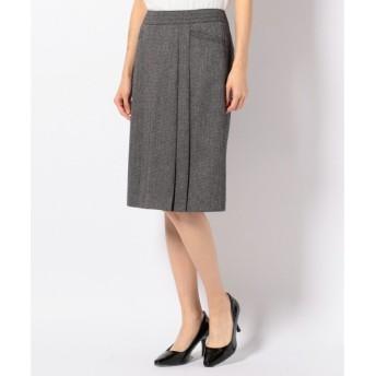 J.PRESS / ジェイプレス 【セットアップ可能】シルクネップドビーツイード スカート