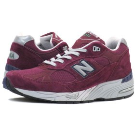 NEW BALANCE M991CO 【MADE iN U.S.A.】 【Dワイズ】 ニューバランス M991CO BURGUNDY/GREY