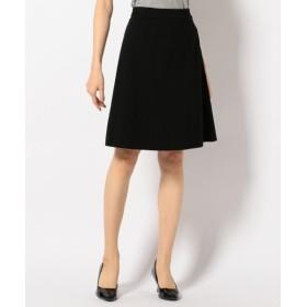L size ONWARD(大きいサイズ) / エルサイズオンワード 【セットアップ対応】ライトクリアポンチ スカート