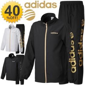 クロス上下セット・アディダス ビッグロゴ  adidas トレーニングウェア スポーツウェア/ 上下組 DDP13-DDP15