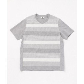 JOSEPH ABBOUD / ジョセフ アブード 【キングサイズ】リンクスボーダー Tシャツ