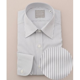 gotairiku / ゴタイリク 【形状安定】【スリムフィット】プレミアムプリーツ ドレスシャツ