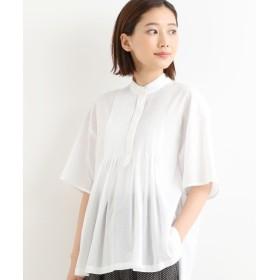 NIMES / ニーム 60Sローンマイクロピンタックシャツ