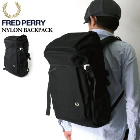 08d41082b363 (フレッドペリー) FRED PERRY ナイロン バックパック リュックサック リュック バックパック デイパック メンズ