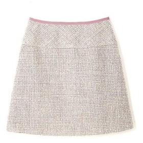 PROPORTION BODY DRESSING / プロポーションボディドレッシング  ラメツィードスカート