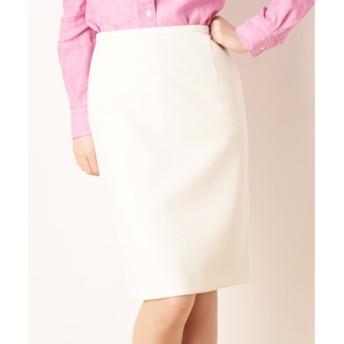 SHIPS for women / シップスウィメン ボンディング タイトスカート