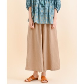 NIMES / ニーム Linen Rayom Easy cloth スカートPT