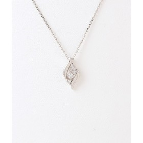 festaria bijou SOPHIA / フェスタリアビジュソフィア K10ホワイトゴールド ダイヤモンド ペンダント